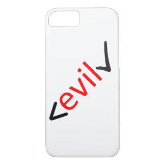 <evil iPhone case