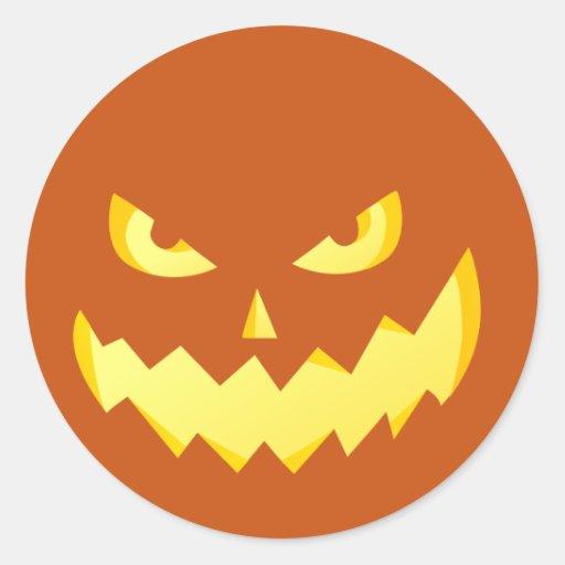 Aninimal Book: Evil Jack-o'-lantern faces - Happy Halloween! Classic ...