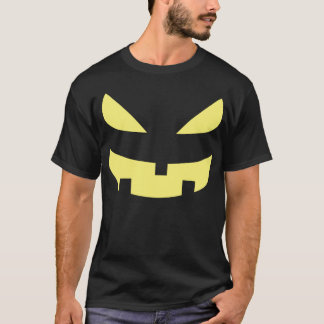 Evil Jack-O-Lantern T-Shirt