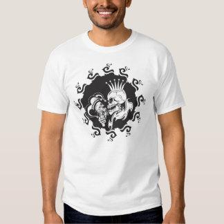 Evil King Skull T Shirt
