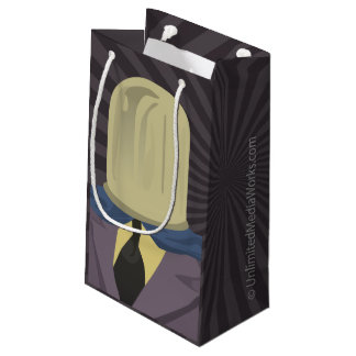 Evil Mastermind Crystal Small Gift Bag