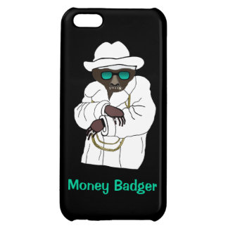 Evil Money Badger on iPhone 5 Cover For iPhone 5C