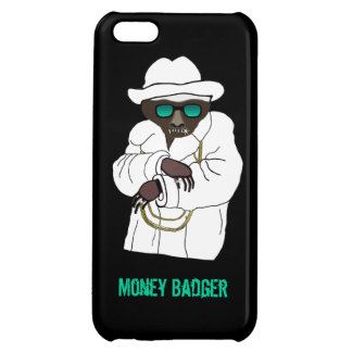 Evil Money Badger on iPhone 5 iPhone 5C Case