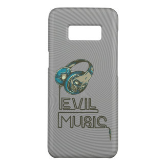 Evil Music | Headphones Case-Mate Samsung Galaxy S8 Case