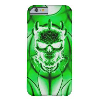 Evil Phantom Skull Barely There iPhone 6 Case