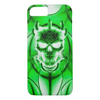 Evil Phantom Skull iPhone 7 Case