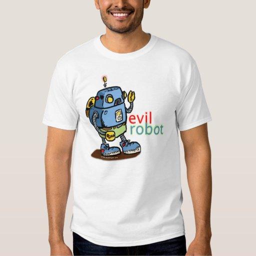 Evil Robot Tshirts