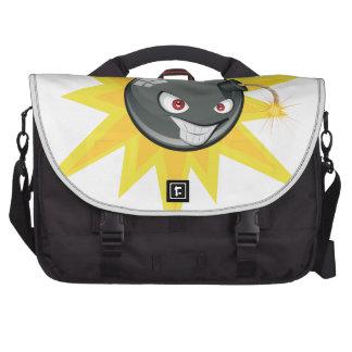 Evil Round Bomb 2 Bag For Laptop
