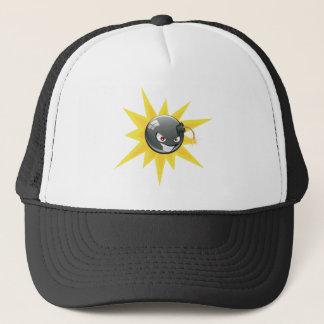 Evil Round Bomb 2 Trucker Hat