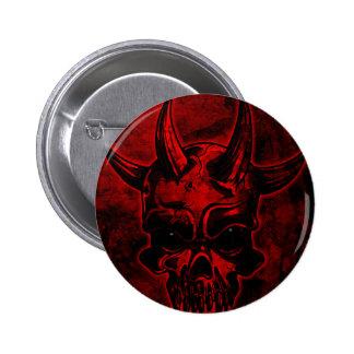 Evil Skull Button