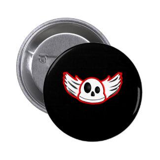 Evil Skull Buttons