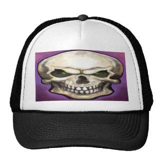 Evil Skull Mesh Hats