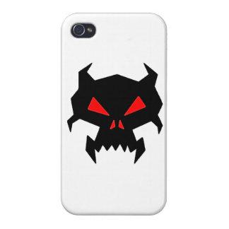 Evil Skull iPhone 4 Case