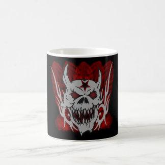 Evil Skull Mug