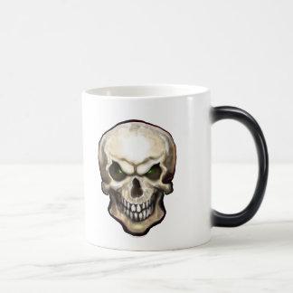 Evil Skull Mugs