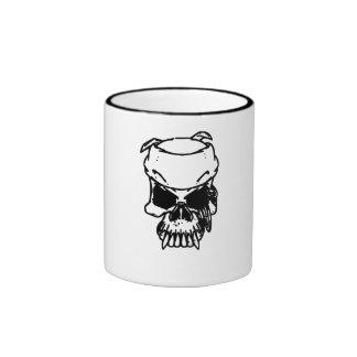 Evil Skull Coffee Mug