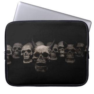 Evil Skulls Computer Sleeve