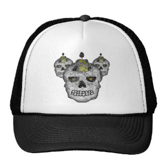 Evil Skulls Hat
