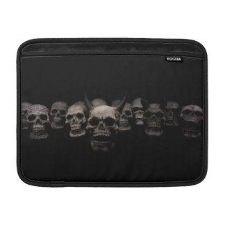 Evil Skulls MacBook Air Sleeve
