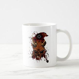 Evil Skulls Coffee Mugs