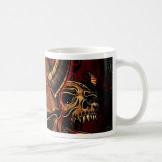 Evil Skulls Mugs