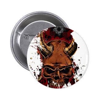 Evil Skulls Pins