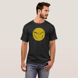 Evil Smiely Smile Face T-shirt