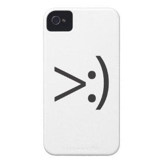 evil smile.ai iPhone 4 Case-Mate case