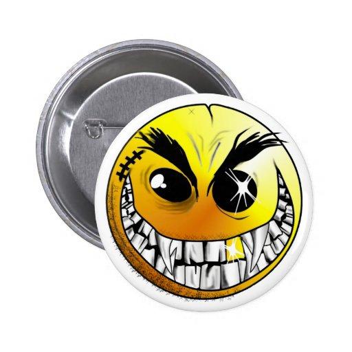 Evil Smiley Button