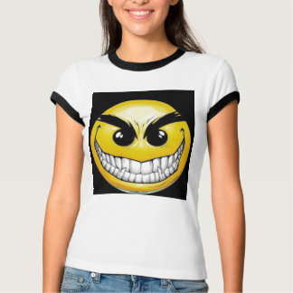 evil-smiley-face T-Shirt