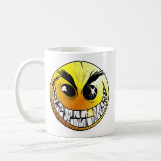 Evil Smiley Mug