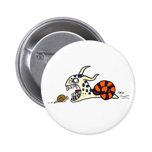 Evil Snail Button