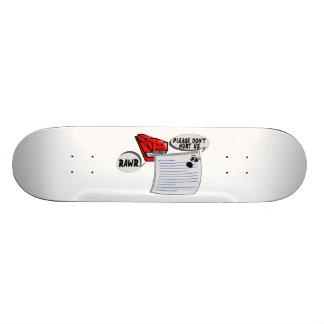 Evil Stapler Skate Decks