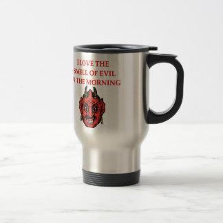 evil travel mug
