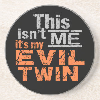 Evil Twin coaster