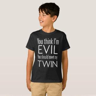 Evil Twin - Dark Shirt