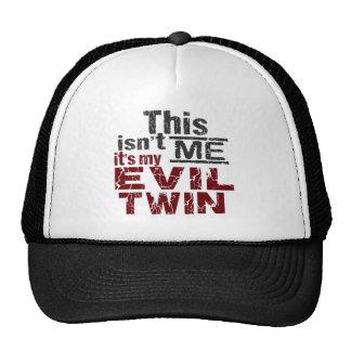 Evil Twin hat