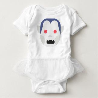 Evil Vampire Baby Bodysuit