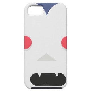 Evil Vampire Tough iPhone 5 Case