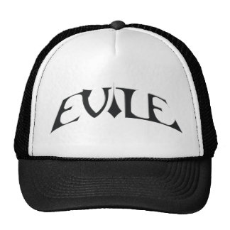 Evile INFECTED NATIONS logo hat