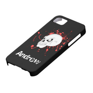 EvilSkull iPhone 5 Cover Template