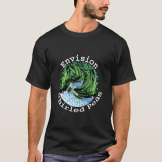 Evision Whirled Peas T-Shirt
