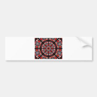 Evitavic paintings collection Balance Bumper Sticker