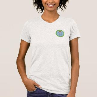 EVM Women's Fine Jersey T T-Shirt