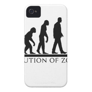 EVO OF ZOMBIE Case-Mate iPhone 4 CASES