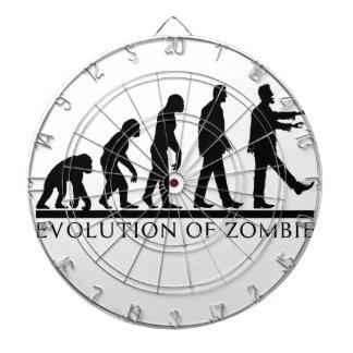 EVO OF ZOMBIE DARTBOARD