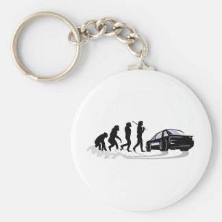 Evoloution Key Ring