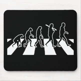 Evolution Abbey Road Mouse Pad