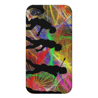 Evolution apple party iPhone 4 cover