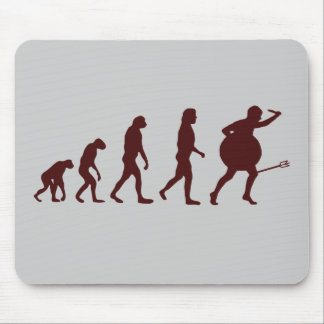 Evolution Arrow Mouse Pad